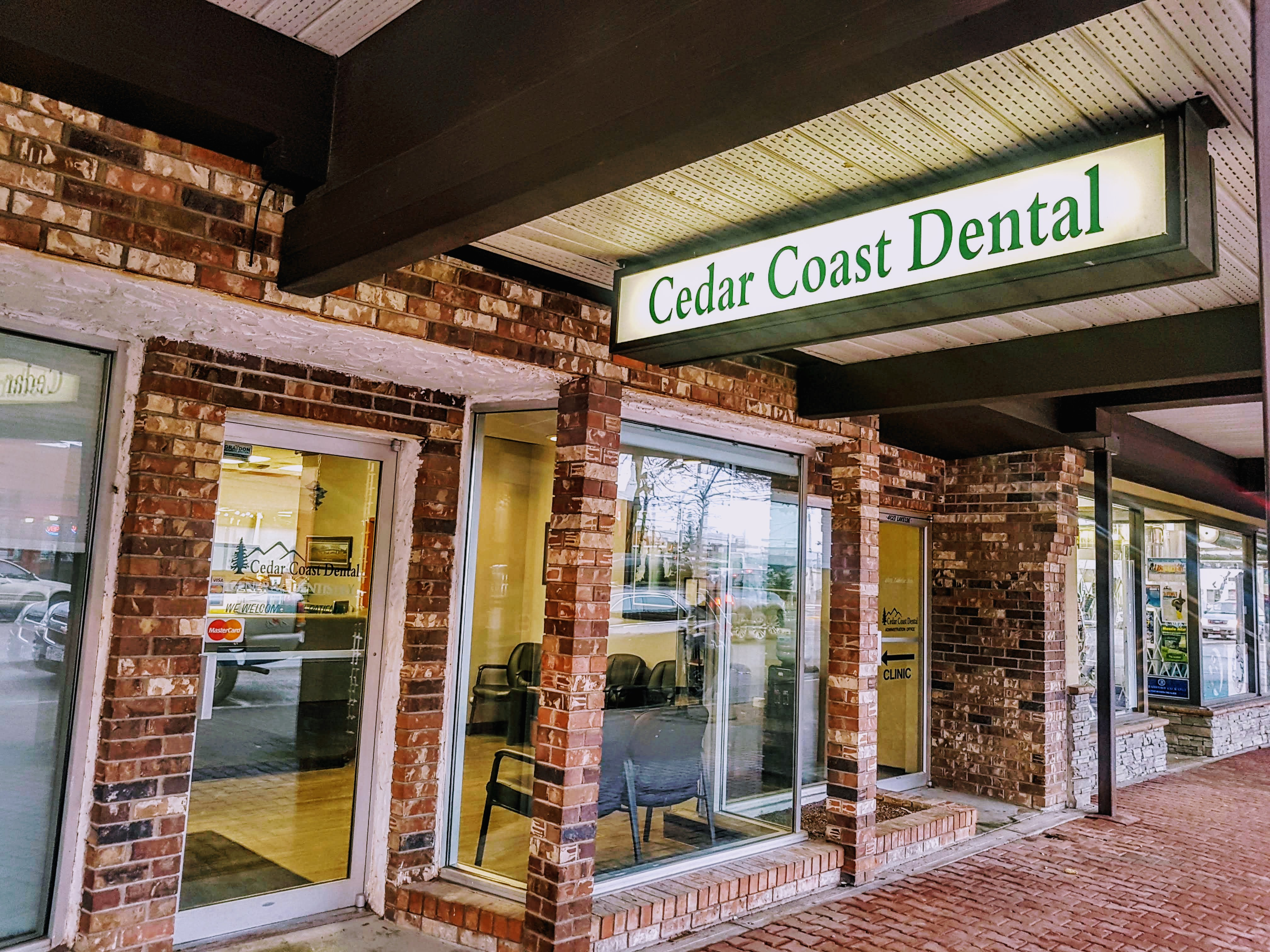 Cedar Coast Dental
